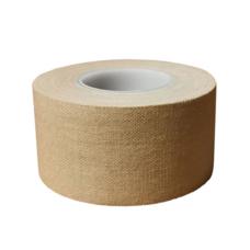 Лейкопластырь  на тканой основе / хлопковый / телесного цвета, 1,25 см х 500 см