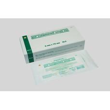 Лейкопластырь на нетканой основе для соединения краев ран, 6 мм х 75 мм, 3 шт