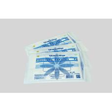 Лейкопластырь фиксирующий медицинский на полимерной пленочной основе, пластырь - повязка PU, с впитывающей прокладкой, гипоаллергенный 35 см х 10 см
