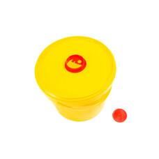 Емкость - контейнер 10  л с иглосъемником 10 шт