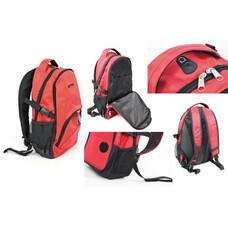 Рюкзак универсальный ВОЛОНТЕР - 1, цвет красный