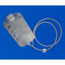Кружка Эсмарха одноразовая без крышки / устройство для ирригоскопии исп. III / 25 шт