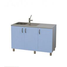 Лабораторный стол с мойкой МФ3-ТМ-09 / 13274