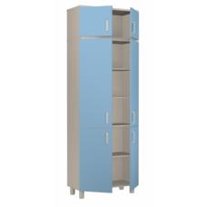 Медицинский шкаф для документов, МФ1-ШМЛ-10 / 13063