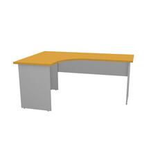 Медицинский стол для лаборатории  МФ3-СЛУ-01, U113 Коттон бежевый