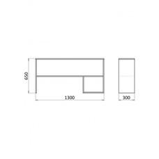 Надстройка для стола МФ1-НЛ-10 / 13269