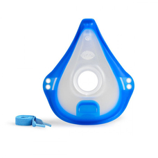 Маска для взрослых Pari пластмассовая, многоразовая