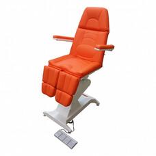 Педикюрное кресло ФутПрофи-2,2 электропривода, с газлифтами на подножках
