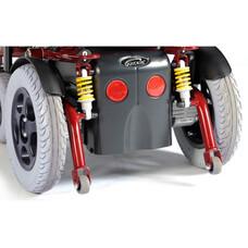 Кресло-коляска электрическая F35X, Комплектация Tango