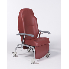 Гериатрическое кресло Vermeiren Alesia / Комплектация Normandie / версия с колесами