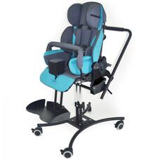Кресло-коляска инвалидная для детей с ДЦП Hoggi Bingo Evolution на домашней раме