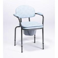 Кресло-стул с санитарным оснащением для полных 9062 XXL