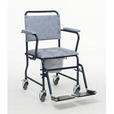 Туалетный стул на колесах 9139