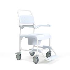 Кресло-туалет с большими колесами Pluo 139SP