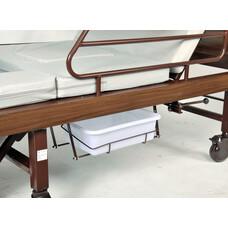 Кровать функциональная 3-х секционная механическая с санитарным оснащением DHC FF-3