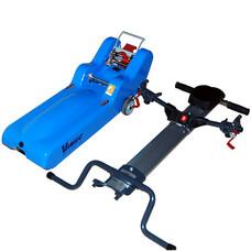 Лестничный гусеничный подъемник для инвалидов Vimec Roby Т09 РРР