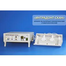 Аппарат ИК-лазерной терапии со сканирующим лучем / 6 каналов / ИНТРАДОНТ