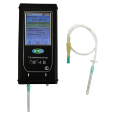 Газоанализатор кислорода ПКГ-4 В-К-М-Т / до 100%