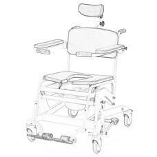 Кресло для душа и туалета 4080
