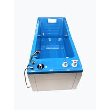 Ванна водолечебная бальнеологическая Оккервиль с плоским дном, 450 / 320 л