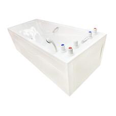 Ванна водолечебная бальнеологическая Оккервиль анатомической формы, 350 / 300 л