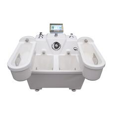 Ванна 4-х камерная Истра-4К гидрогальваническая