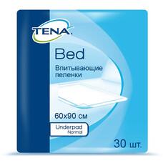 Tena Bed Underpad Normal простыни / пеленки / 60 х 90 см, 30 шт
