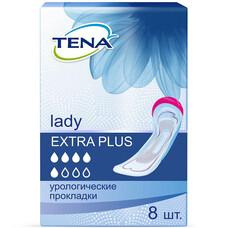 Tena Lady Extra Plus прокладки урологические, 8 шт