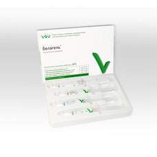 Белагель О / Набор гелей для отбеливания и реминерализации зубов / 30 %