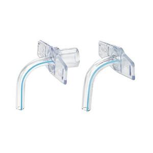 Трубкатрахеостомическаябезманжеты,армированная,силиконизированная,срегулируемымфланцем,LONG10,0