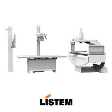 Рентгеновский аппарат Listem REX-650RF: FLUOROSCOPY