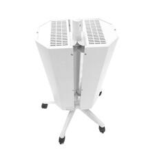 Рециркулятор бактерицидный передвижной РБм 4 Х 15 + 4 Х 15 / 220 куб.м / час /