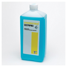 Мыло жидкое дезинфицирующее Бриллиантовая сестричка 1,0 л