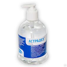 Астрадез - гель ПЭТ флакон 0,5 л