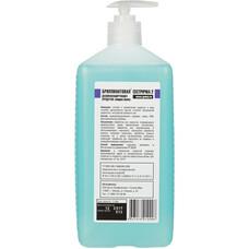 Мыло жидкое дезинфицирующее с антисептиком Бриллиантовая сестричка - 2 1,0 л