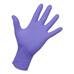 Перчатки медицинские нитриловые NitriMAXэластичныелиловые 200шт размер S
