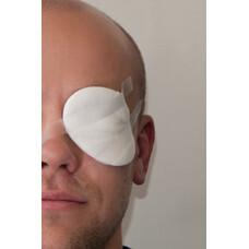 Айпэдстерильная глазная повязка 5.5х7.5 50 шт