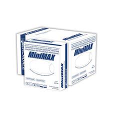 Перчатки медицинские латексные MiniMAX смотровые 100шт размер L