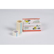 Круопор1.25x500 фиксирующий рулонный пластырь на бумажной основе 24 шт