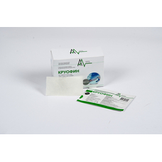 Круофин10x30 стерильная мазевая повязка 15 шт