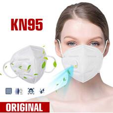 Респиратор KN95 с клапаном (степень защиты FFP2)