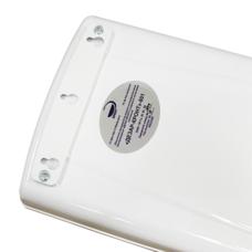 Облучатель-рециркулятор воздуха ультрафиолетовый бактерицидный / ДЕЗАР-КРОНТ / 801 настенный