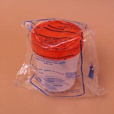 Контейнер 125 мл, стерильный, в индивидуальной упаковке