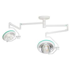 Потолочный двухблочный галогеновый светильник  Аксима-520/520