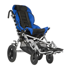 Кресло-коляска инвалидная для детей ДЦП Ortonica KITTY / со столиком и капюшоном /
