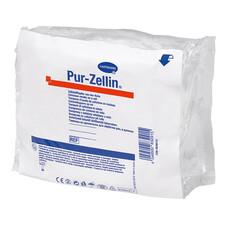 PUR - ZELLIN steril Тампоны-подушечки из креп. бумаги /стер/, 4*5 см, 1*500шт