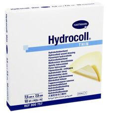 HYDROCOLL thin Гидрокол. повязки на слабоэкссудирующие раны 10*10 см, 10шт
