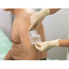 COSMOPOR E steril Самоклеящиеся послеоперац. повязки 7,2*5 см, 10 шт.
