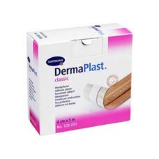 DERMAPLAST classic гипоаллерг. пластырь из текстильного мат-ла, 5м*6см