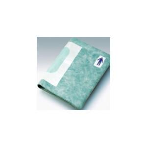 Foliodrape Comfort трехслойные простыни стерильные для операции на грудной клетке: 260*325см, 5 шт.